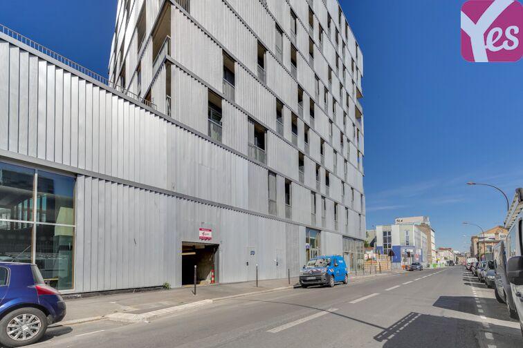 location parking Avenue Jean Jaurès - Ivry-sur-Seine