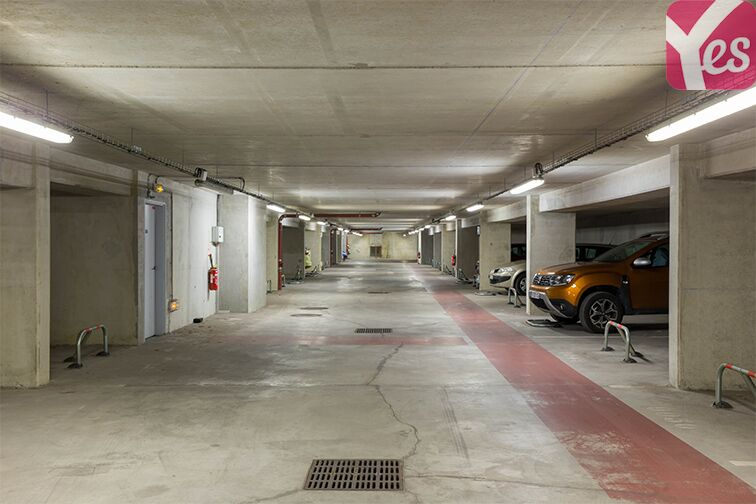 Parking Avenue Paul Vaillant Couturier - Villejuif 94800