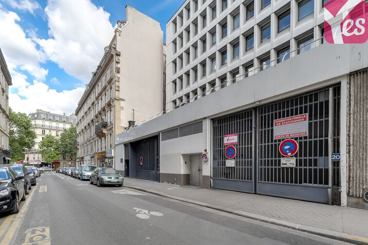 location parking Bastille - Paris 12