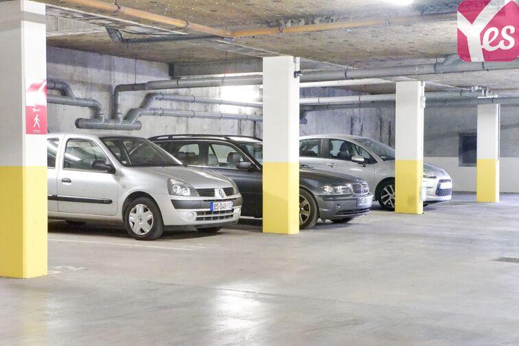 Parking Gare de Périgueux 24/24 7/7