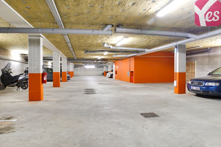 Parking Gare de Périgueux caméra