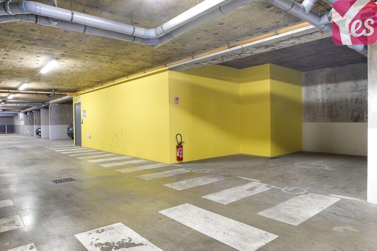 Parking Gare de Périgueux souterrain