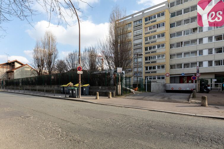 location parking Porte de Choisy
