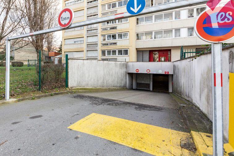 Parking Porte de Choisy caméra