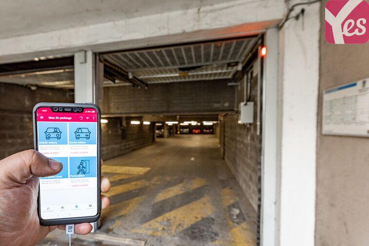 Parking Porte de Choisy en location