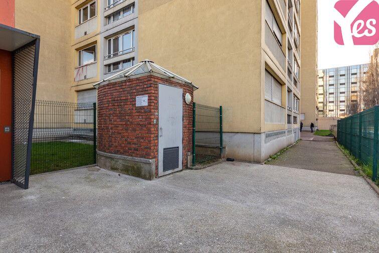 Parking Porte de Choisy location mensuelle