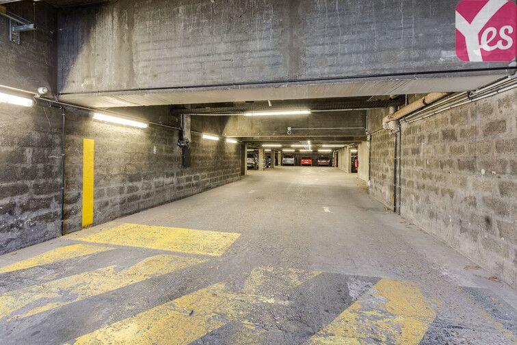 Parking Porte de Choisy sécurisé