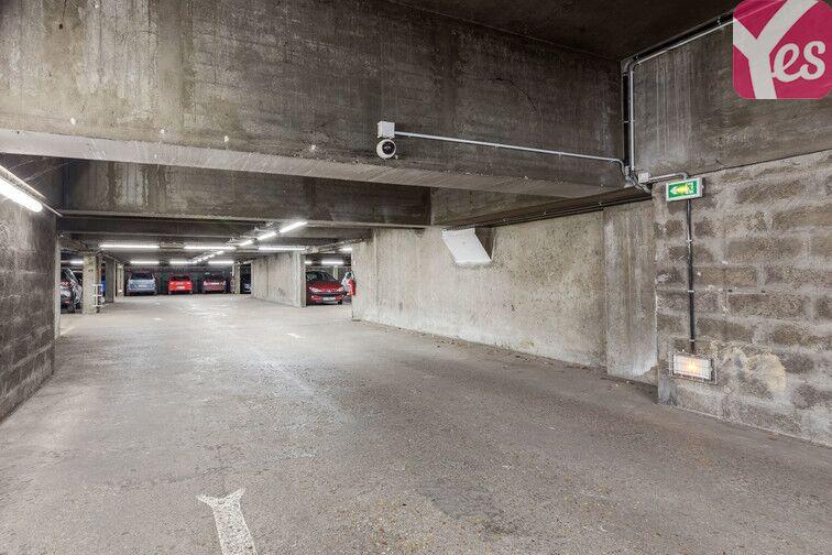Parking Porte de Choisy gardien