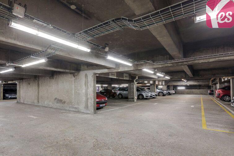 Parking Porte de Choisy box