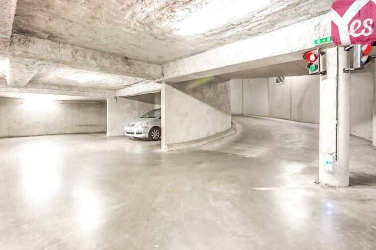 Parking Métro République - Villeurbanne en location