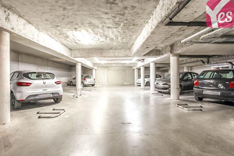 Parking Métro République - Villeurbanne sécurisé