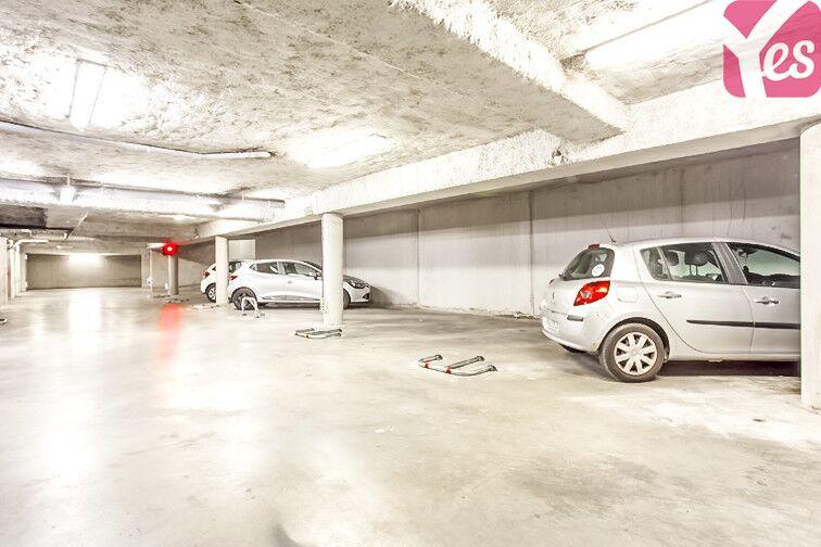 Parking Métro République - Villeurbanne souterrain