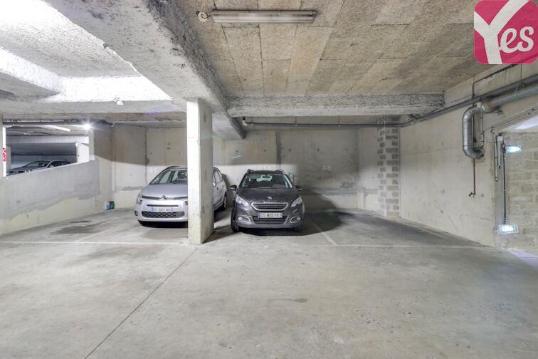 Parking Parc Montsouris - Nord - Paris 14 box