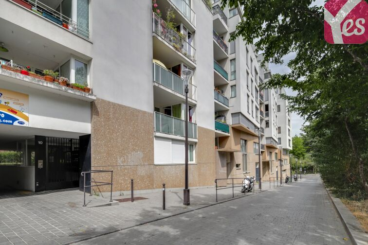 Location parking Parc Montsouris - Nord - Paris 14