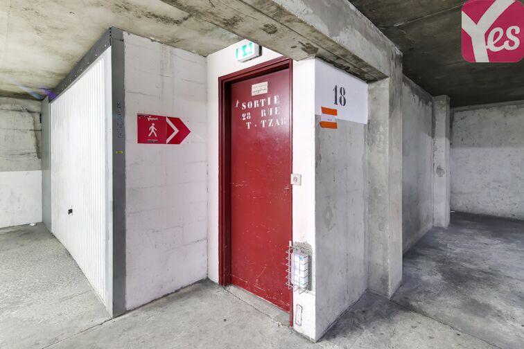Parking La Chapelle - Nord - Paris 18 garage