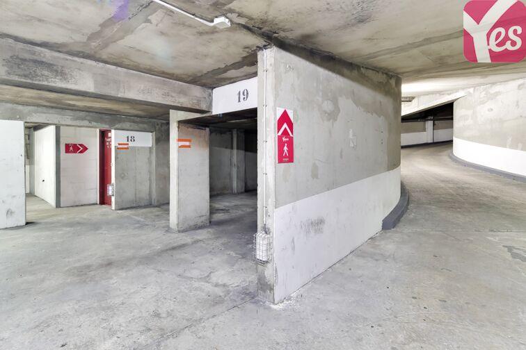Parking La Chapelle - Nord - Paris 18 sécurisé
