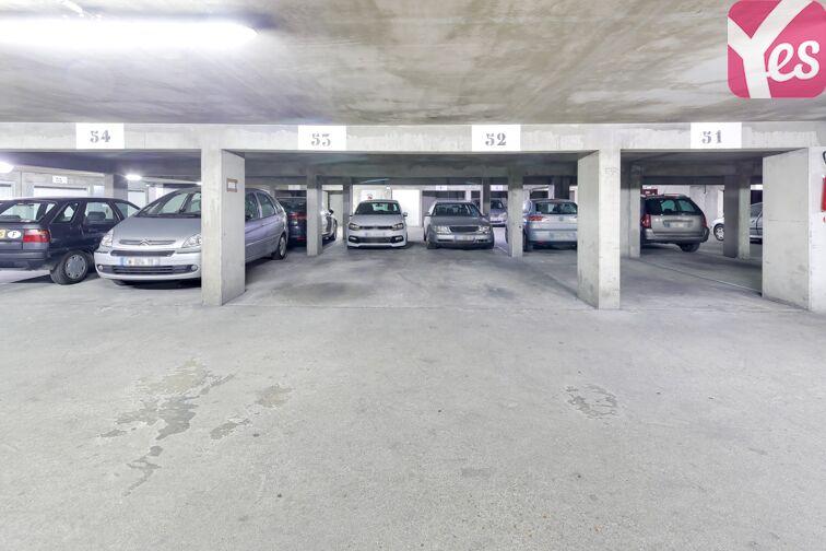 Parking La Chapelle - Nord - Paris 18 location mensuelle