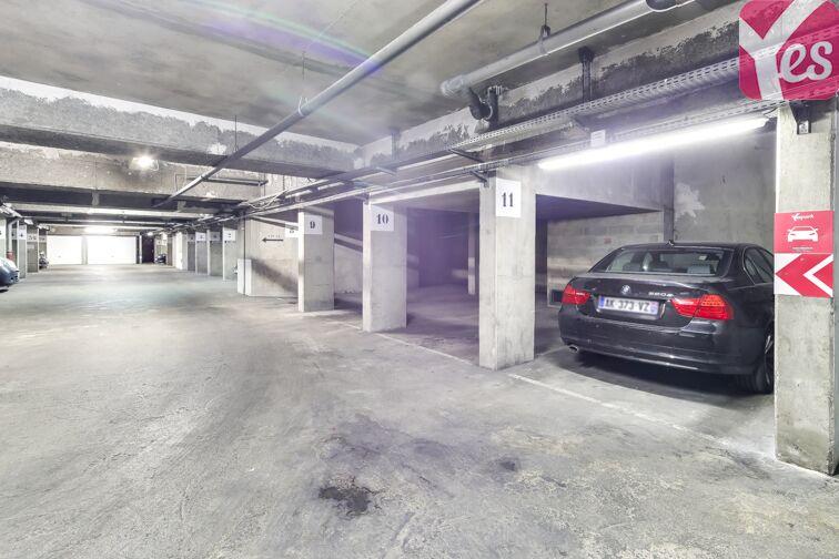 Parking La Chapelle - Nord - Paris 18 souterrain