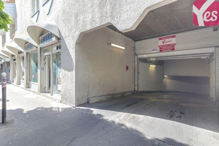 Parking La Chapelle - Nord - Paris 18 pas cher