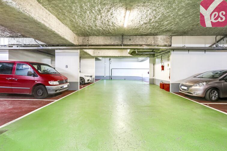 Parking Bercy - Paris 12 en location