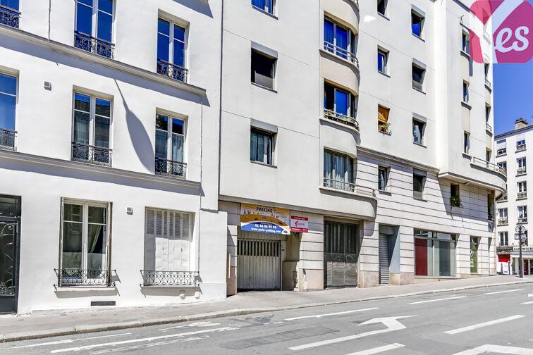 Parking Bercy - Paris 12 garage