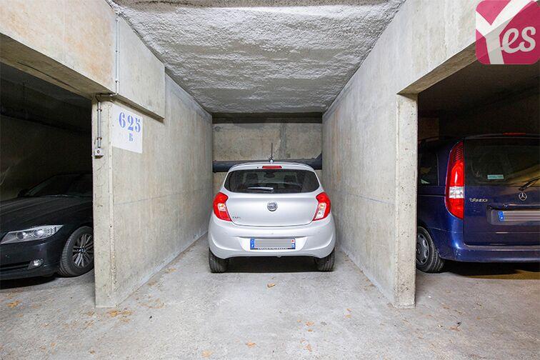 Parking André Citroën - Bibliothèque Gutenberg - Paris 15 en location