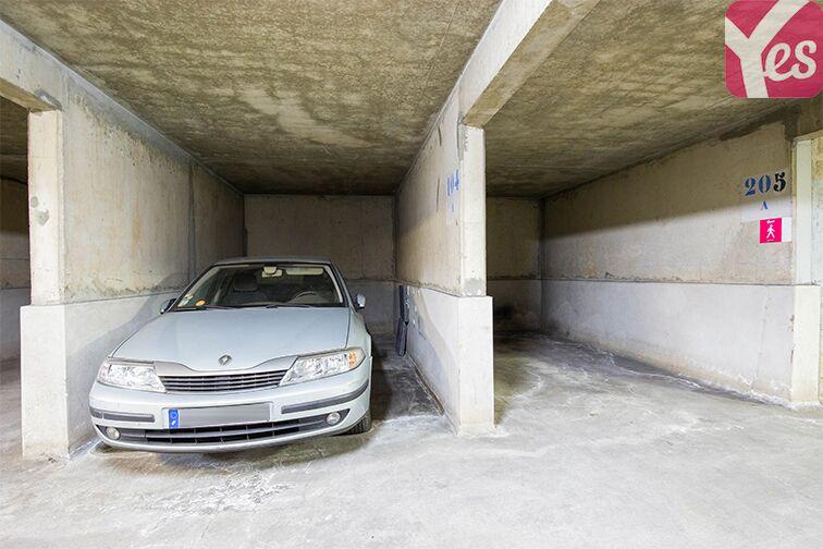 Parking André Citroën - Bibliothèque Gutenberg - Paris 15 à louer