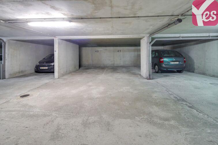 Parking Cimetière du Montparnasse - Paris 14 garage