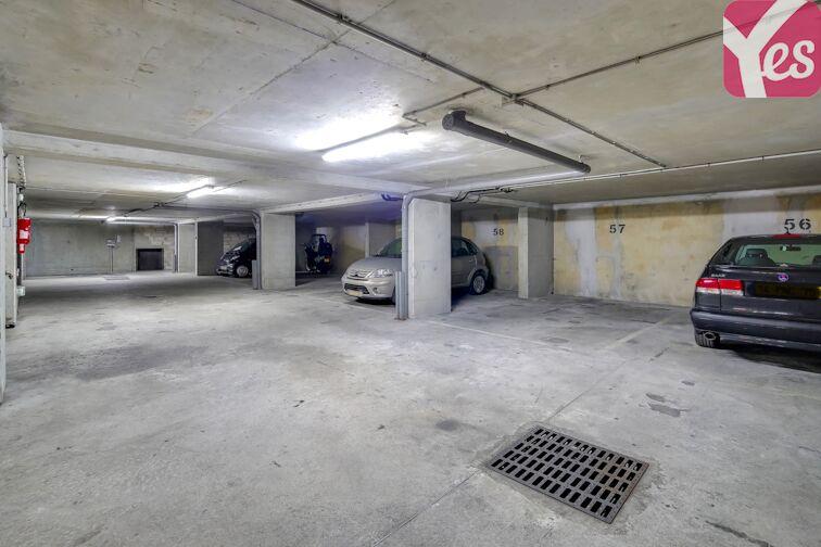 Parking Cimetière du Montparnasse - Paris 14 34 rue du Texel