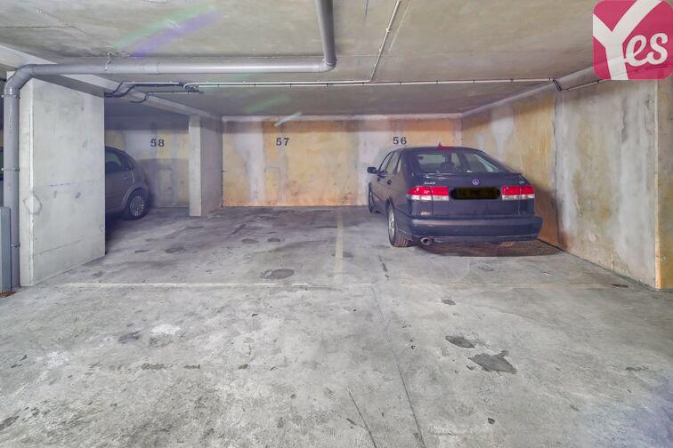 Parking Cimetière du Montparnasse - Paris 14 gardien