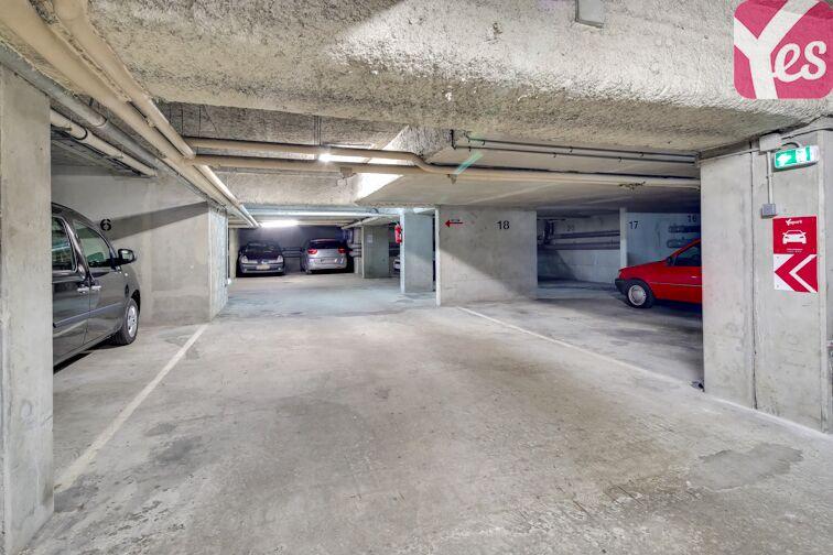 Parking Cimetière du Montparnasse - Paris 14 à louer