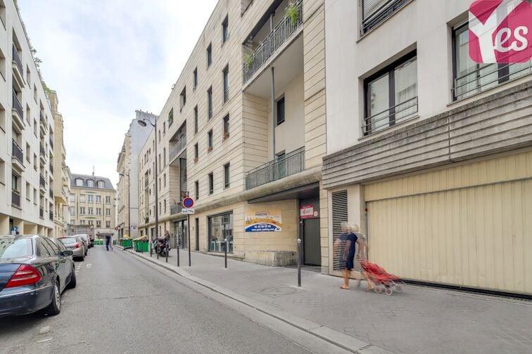 Parking Cimetière du Montparnasse - Paris 14 sécurisé