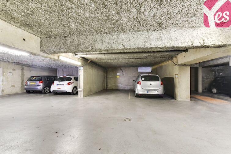 Parking Champ de Mars - Béziers garage