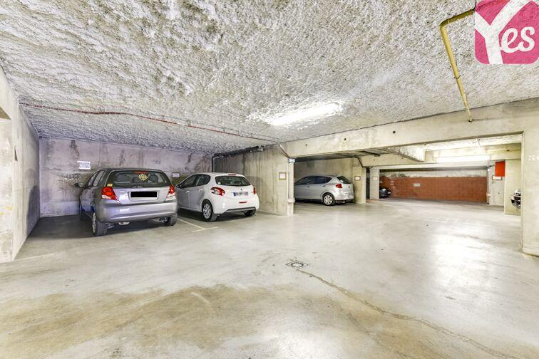 Parking Champ de Mars - Béziers avis