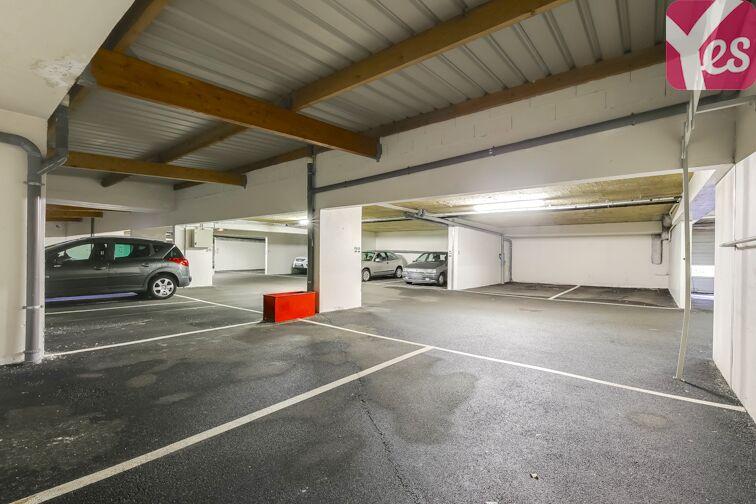 Parking Quai du Roi - Orléans location mensuelle