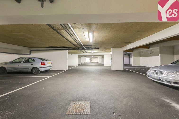 Parking Quai du Roi - Orléans garage