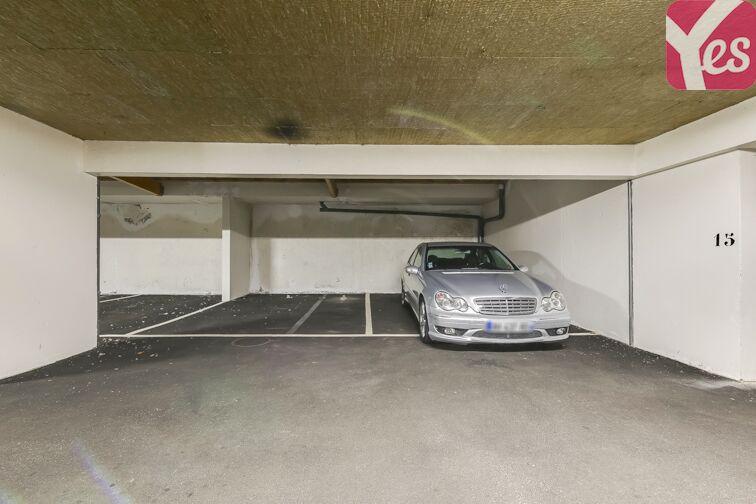 Parking Quai du Roi - Orléans sécurisé