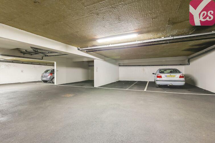 Parking Quai du Roi - Orléans avis