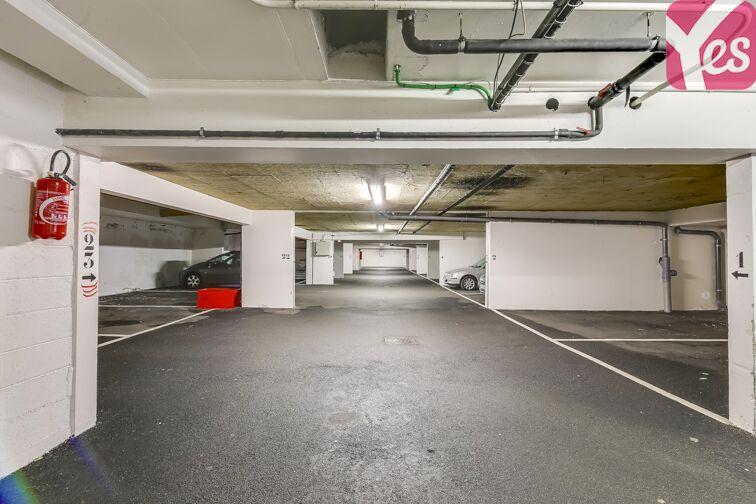 Parking Quai du Roi - Orléans box