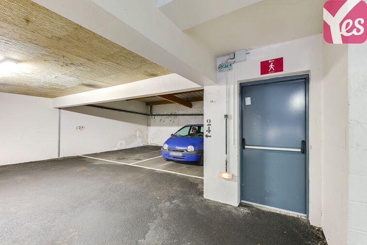 Parking Quai du Roi - Orléans gardien