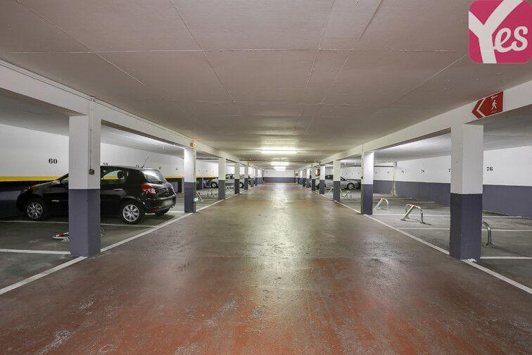 Parking Nationale - Paris 13 sécurisé