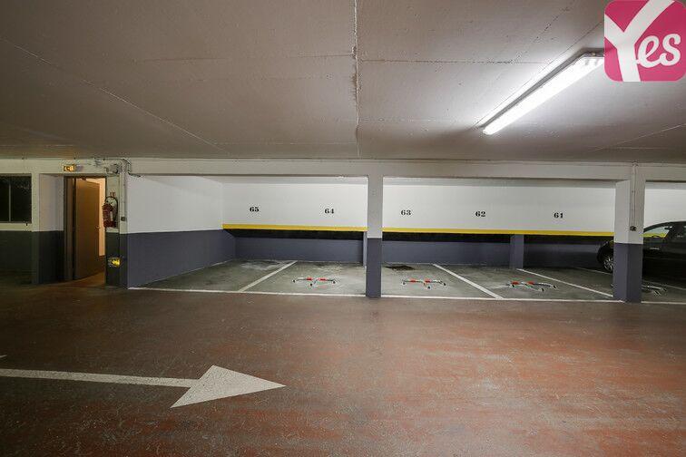 Parking Nationale - Paris 13 location