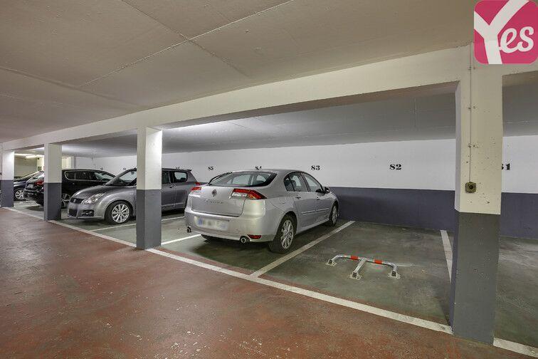 Parking Nationale - Paris 13 à louer