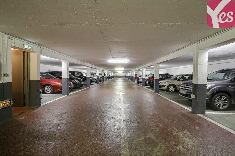 Parking Nationale - Paris 13 24/24 7/7