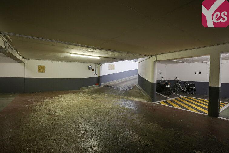 Parking Nationale - Paris 13 box