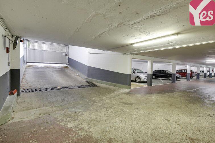 Parking Nationale - Paris 13 en location