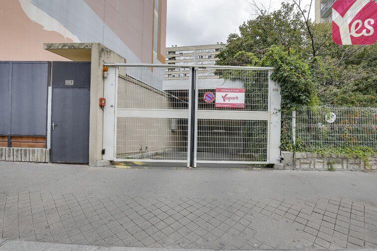 Parking Nationale - Paris 13 pas cher
