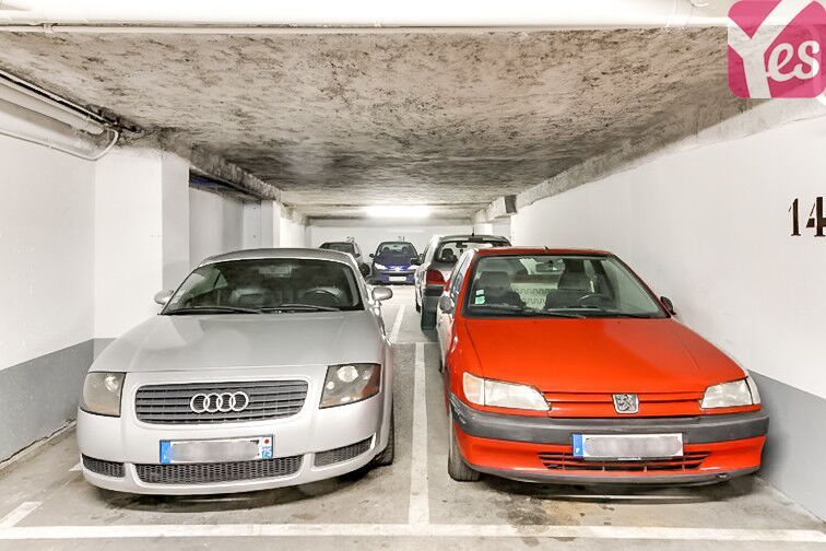 Parking Charonne - Nord - Paris 20 location