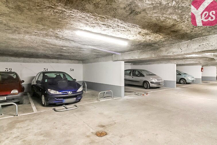 Parking Charonne - Nord - Paris 20 garage