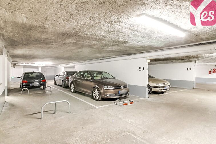 Parking Charonne - Nord - Paris 20 souterrain